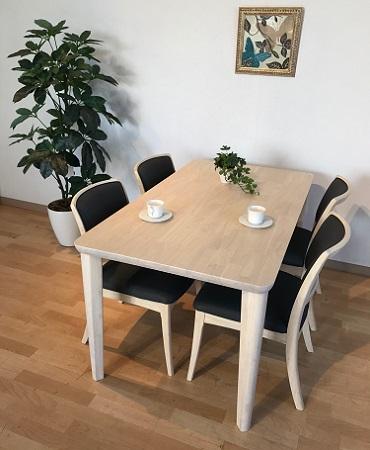 筑波産商 CCM3 ダイニングセット 食卓椅子 チェア