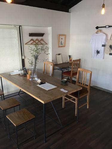 悟理道珈琲 Goridou Coffee Factory 栃木市 蔵の街 コーヒーショップ 古民家
