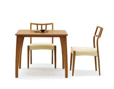 ダイニングテーブル 食卓テーブル 椅子 チェア クロネ Krone ナチュラル 北欧家具 インテリア 栃木県 東京デザインセンター