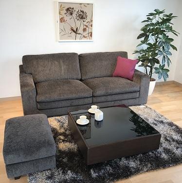 ソファ フーガ フクラ インテリア 栃木県家具 東京デザインセンター アウトレット 展示処分