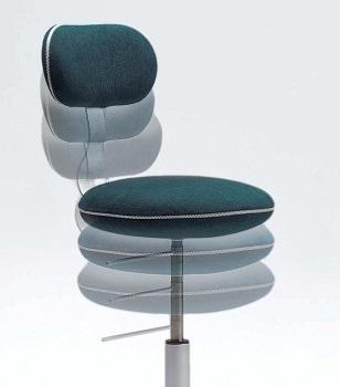 マカロン ワークチェア スツール カラフル 椅子 業務用 店舗 オフィス 法人