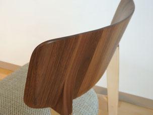食卓テーブル ダイニングチェア 椅子  メープルリッチSE ウォールナット 飛騨 イバタインテリア 栃木県家具 東京デザインセンター