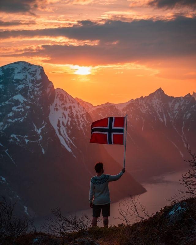 Podcast Folge 48 Plauderecke - Wildes Norwegen - Interview mit Tobias aka obey.outdoor