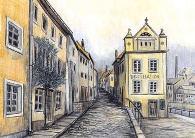 Görlitz, Prager Straße (Zgorzelec)