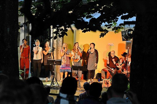 Siegtal - Festival Skulpturenpark 2013, Eitorf