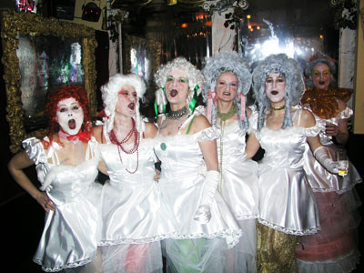 """Karnevalsparty bei """"Ahl Säu e. V."""" 2009, Köln"""
