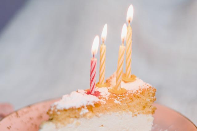 Happy Birthday - 4 Jahre