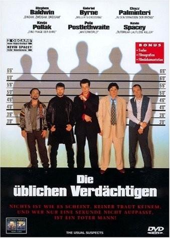 """Die üblichen Verdächtigen (1995) The Usual Suspects"""" (original title)"""