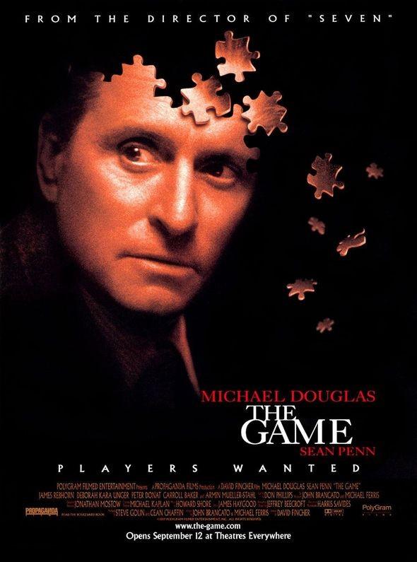 """The Game - Das Geschenk seines Lebens (1997)  """"The Game"""" (original title)"""