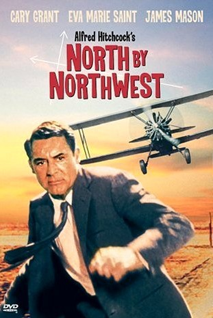 "Der unsichtbare Dritte (1959)  ""North by Northwest"" (original title)"