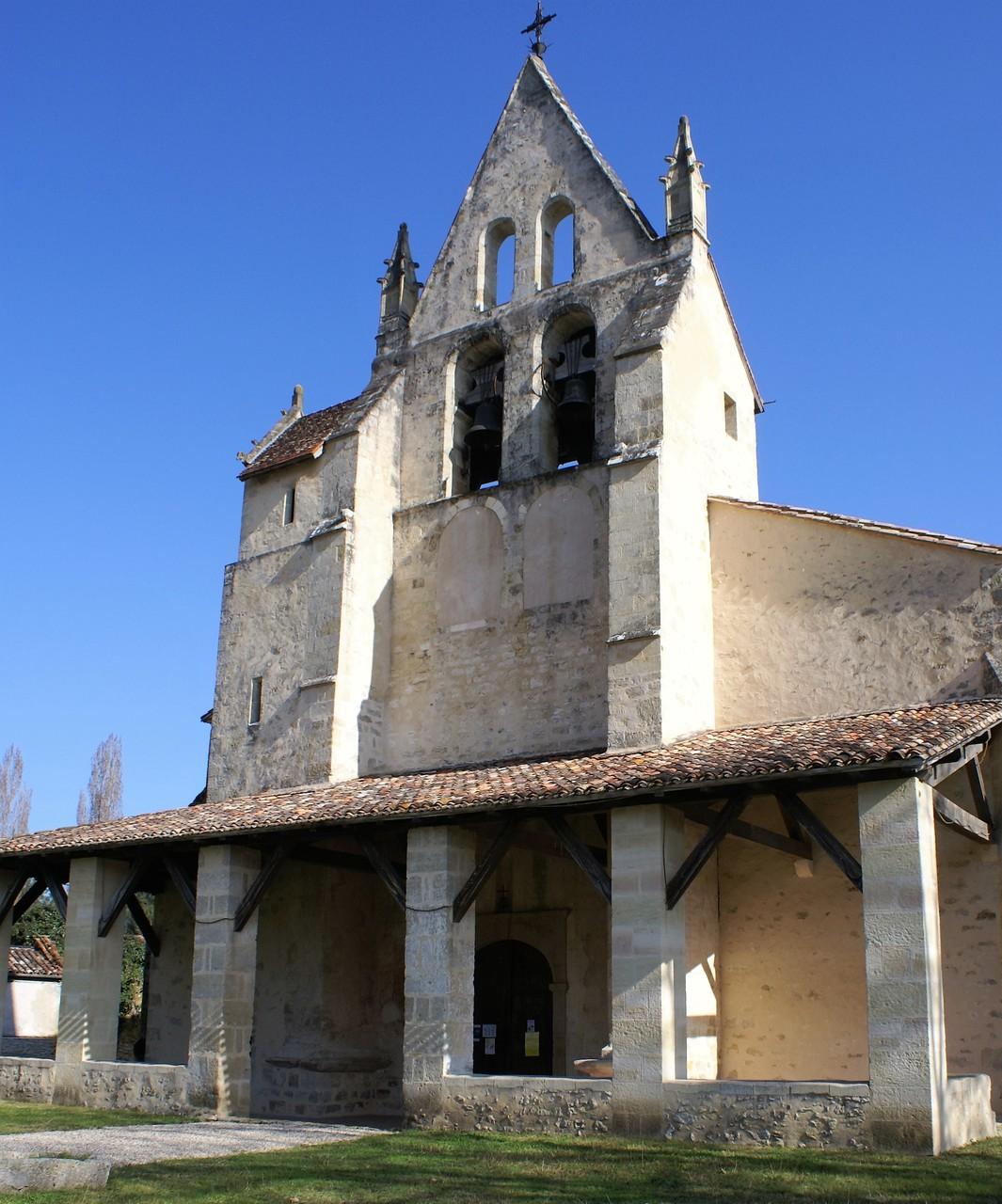L'Eglise de Saint Léger de Balson