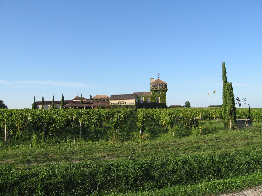 Chateau Smith Haut Lafitte en Pessac - Léognan