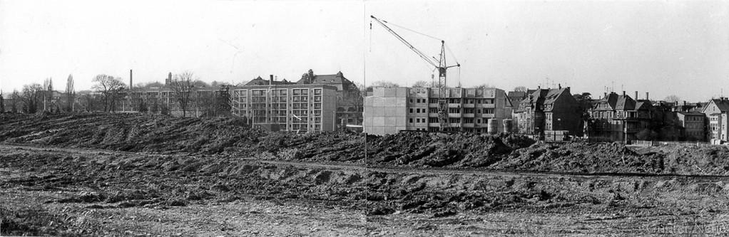 Gotha - Bürgeraue - 1983