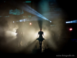 "Laibach ""We come in Peace"" Tour im Leipziger Centraltheater"