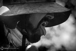 Ritterkampf mit Mus Rusticus beim Siloah Blütenfest 2011