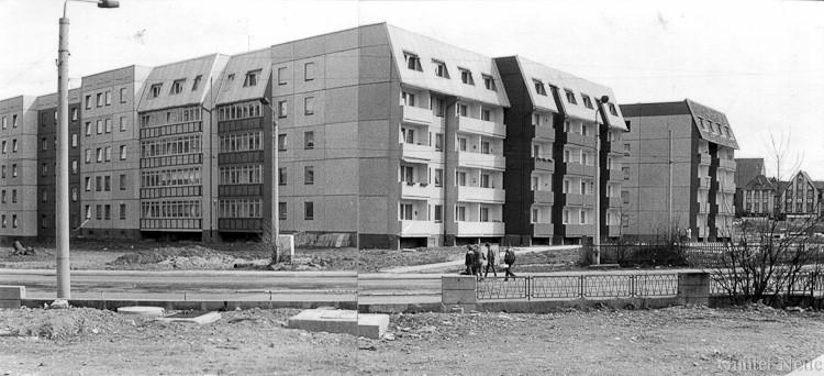 Gotha - Bürgeraue - 1985