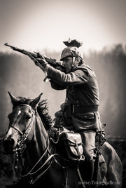 1. Deutsche Meisterschaften der Kavallerie 2013 auf dem Boxberg bei Gotha