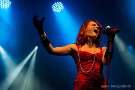 Ann Red live bei der 50. Europeade in Gotha
