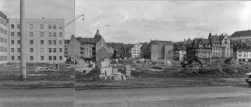 Gotha - Bürgeraue 1985