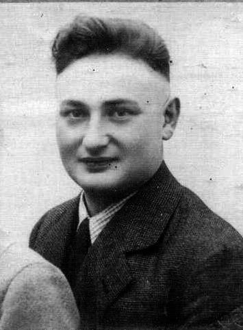 Julius im Jahr 1937