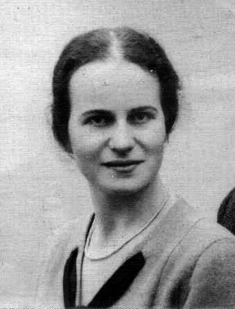 Betty im Jahr 1937