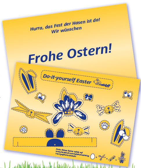 Osterkampagne einer E-Mail Marketing Agentur
