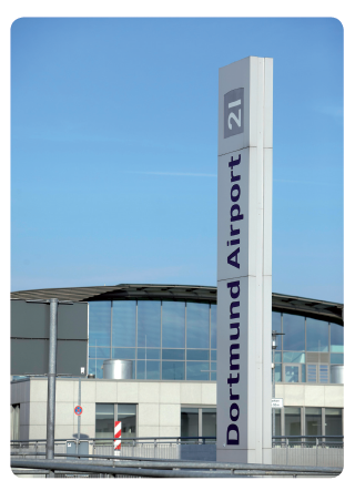 Fallstudie rabbit eMarketing - Sondermailing für den Dortmund Airport