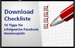 10 Tipps für erfolgreiche Facebook Gewinnspiele