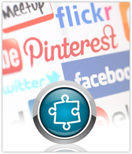 Social Media Marketing: die Social Plugins