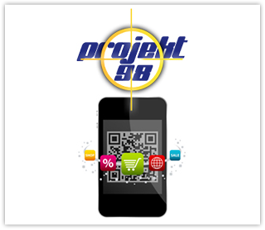 Projekt 98: Interessenten mit QR-Codes in den Salescycle überführen