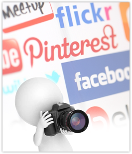 Social Media Marketing: die Foto-Platt-formen