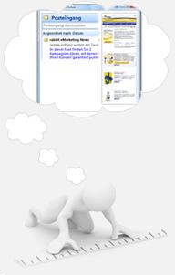 5 Tipps einer E-Mail Marketing Agentur für die ersten 5 Millimeter Ihres Mailings