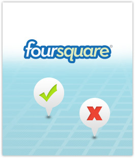 Foursquare – Dos and Don'ts: Location Based Services richtig nutzen