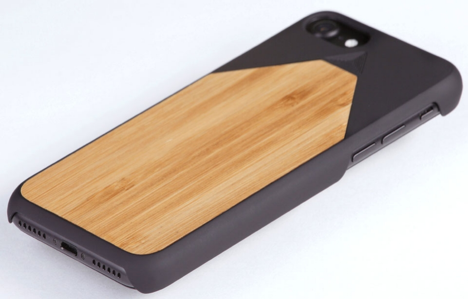iPhone 7 and iPhone 7 Plus case wood 7 bamboo and wood