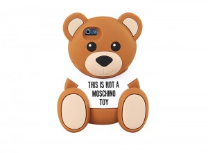 iPhone 6s case moschino bear