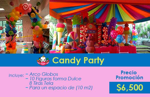 candy party cdmx