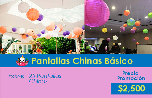 decoración pantallas chinas df