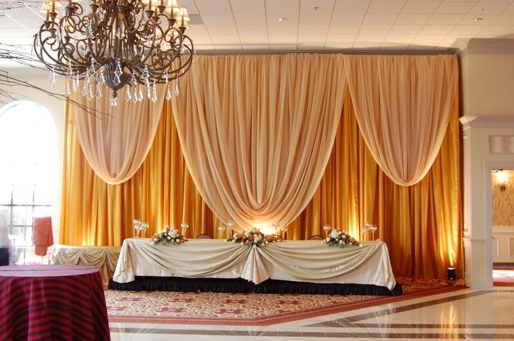 Decoracion En Telas Para Matrimonio ~ decoracion decoracioneventos decoraciontelas decoracionfiestas