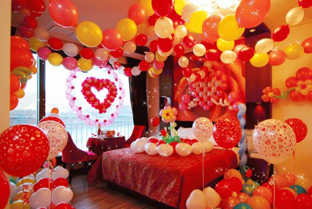 decoración para aniversario