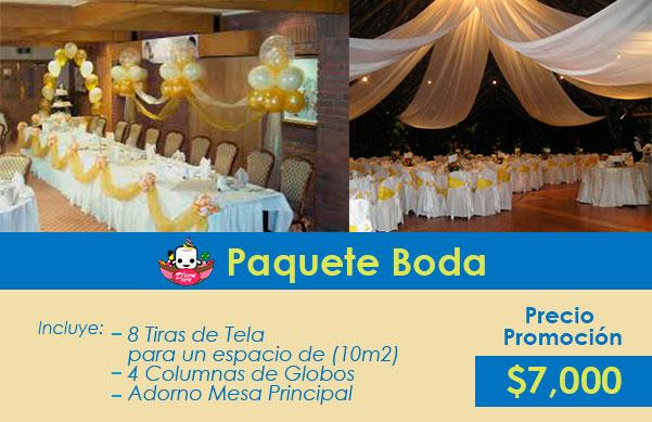decoración para boda en mexico
