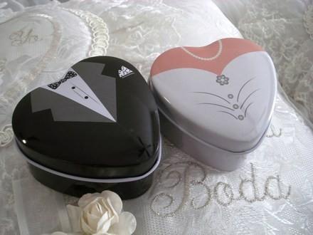 artículos y recuerdos para boda