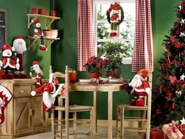 decoración navidad casa