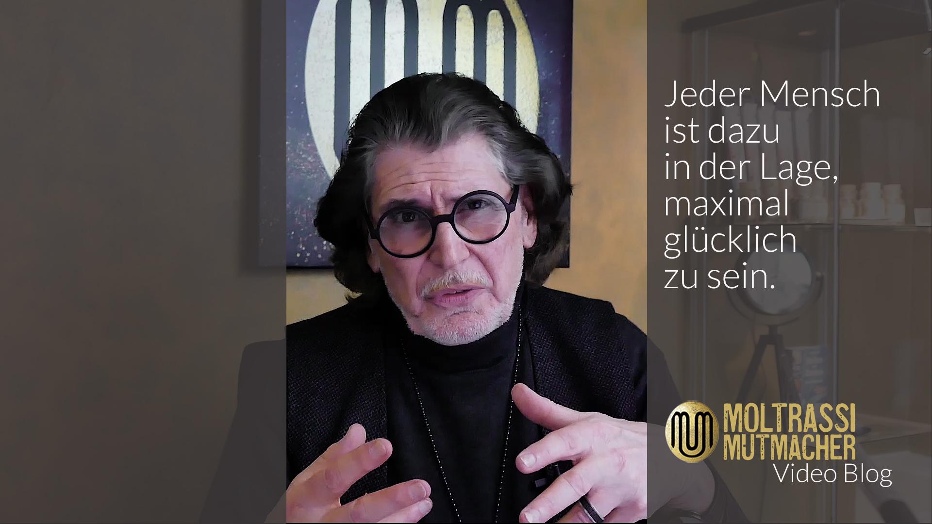 Videoblog: DER WEG ZU DEINEM GLÜCK