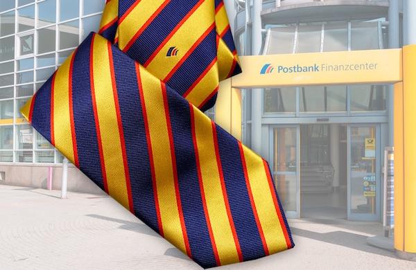 Postbank Krawatte