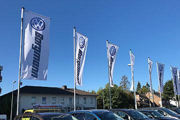 Fahnen & Banner, Werbefahnen - von Feld GmbH aus Krefeld