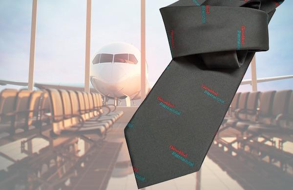 Krawatte Flughafen Personal