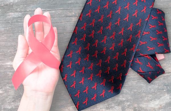 Krawatte mit CI Design