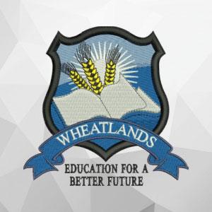 Wheatlands Stickerei von Feld Textil GmbH aus Krefeld