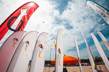 Beachflags, Banner & Stopper - von Feld GmbH aus Krefeld