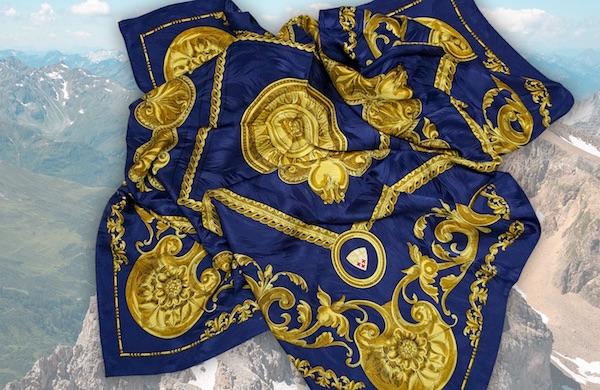 Damentuch Hermes Design